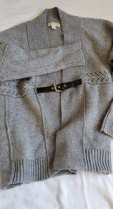 Michael Kors belted cardigan